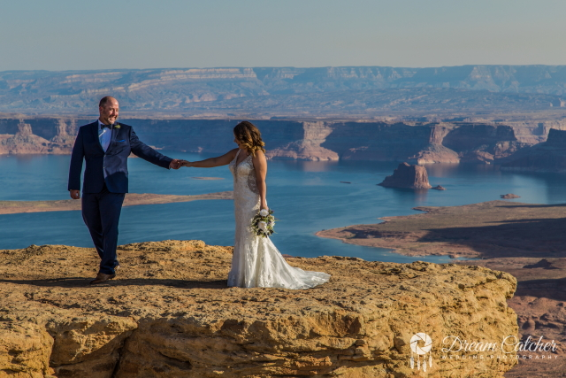 Tower Butte Wedding Location